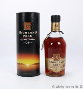 Highland Park - 35 Year Old (John Goodwin Retirement)