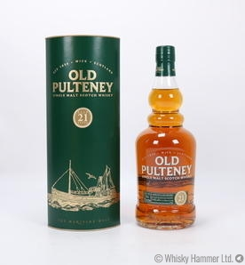 Old Pulteney - 21 Year Old (US)