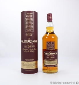 Glendronach - 10 Year Old (Forgue)