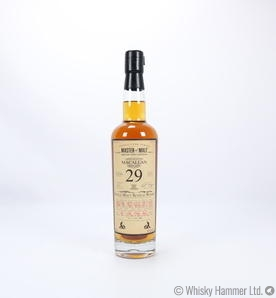 Macallan - 29 Year Old (1989) Master of Malt Single Cask Series