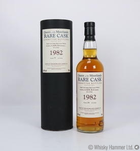 Caol Ila - 1982 (Queen of the Moorlands) Committee Bottling