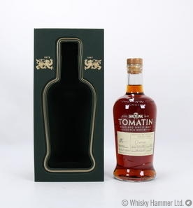 Tomatin - 12 Yeart Old (Oloroso Single Cask)