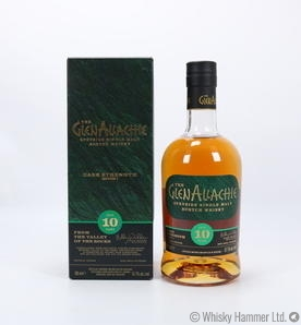 Glenallachie - 10 Year Old (Cask Strength Batch 1)