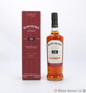 Bowmore - 19 Year Old (French Oak Barique)