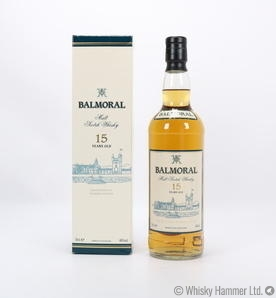 Springbank - 15 Year Old (Balmoral Estates)