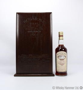 Bowmore - 38 Year Old (1964) Oloroso
