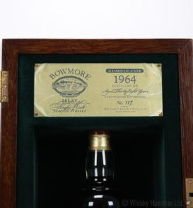 Bowmore - 38 Year Old (1964) Oloroso Thumbnail