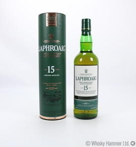Laphroaig - 15 Year Old (200th Anniversary)
