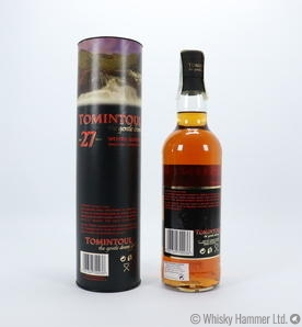 Tomintoul - 27 Year Old Thumbnail