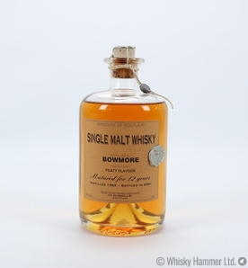 Bowmore - 12 Year Old (1989) Whisky Merchant