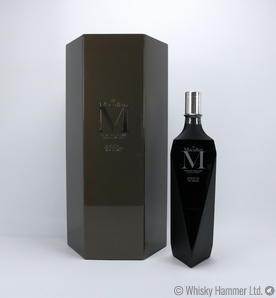 Macallan - M Black Decanter (2017 Edition)