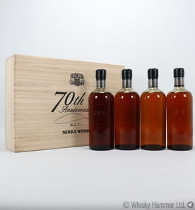 Nikka - 70th Anniversary Selection