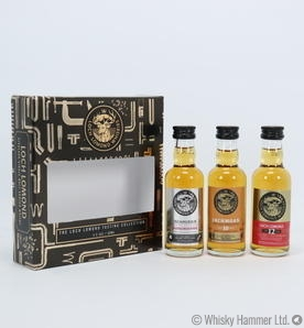 Loch Lomond - Tasting Collection (3 x 5cl Miniatures)