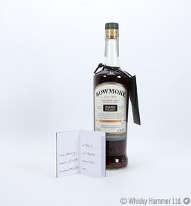 Bowmore - Hand Filled (Cask #2488) Thumbnail