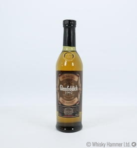 Glenfiddich - 1992 (Limited Edition) 20cl Bottle
