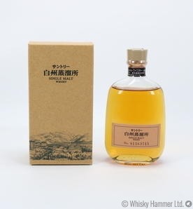 Suntory Hakushu - Single Malt (30cl)