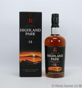 Highland Park - 12 Year Old (Old Style) Thumbnail