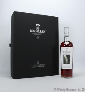 Macallan - 20 Year Old Masters of Photography (Albert Watson)