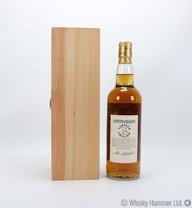 Springbank - 40 Year Old (Millennium Limited Edition) Thumbnail