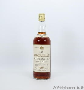 Macallan - 1958 (Campbell, Hope & King)