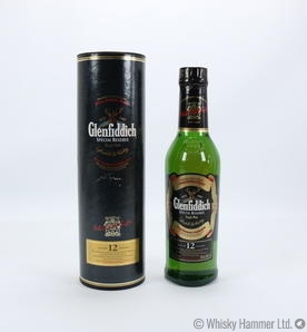 Glenfiddich - 12 Year Old (Special Reserve) 35cl