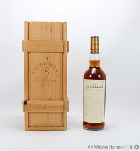 Macallan - 25 Year Old (Anniversary Malt)