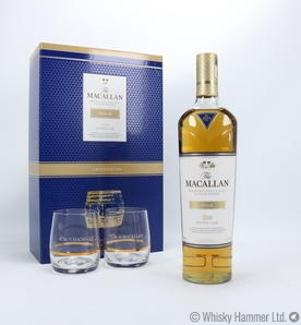 Macallan - Gold (Double Cask Limited Edition) + 2 Glasses