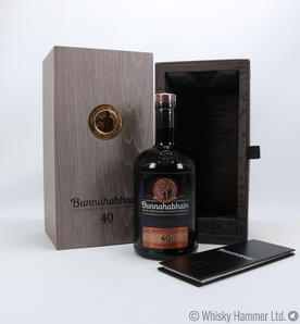 Bunnahabhain - 40 Year Old