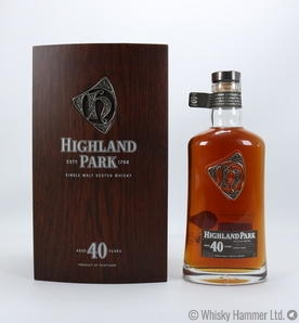 Highland Park - 40 Year Old