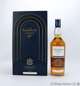 Talisker - 40 Year Old (1978) The Bodega Series