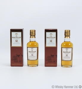Macallan - 12 Year Old (2 x 5cl)
