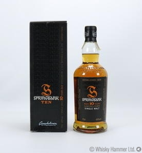 Springbank - 10 Year Old