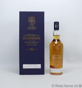 Royal Lochnagar - 30 Year Old (Cask of HRH Prince Charles)