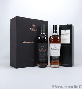 Macallan - Genesis (2018) & Easter Elchies Black (2018)