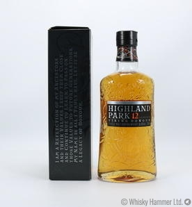 Highland Park - 12 Year Old (Viking Honour) Thumbnail