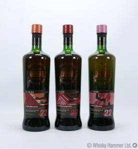 Macallan - 22 Year Old (SMWS 24.) Jazz Trio Set