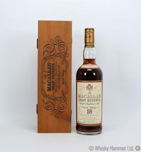 Macallan - 18 Year Old (1979 Gran Reserva) 750ml Import