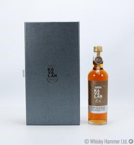 Kavalan - Bordeaux Margaux Wine Cask (10th Anniversary) 20cl Thumbnail