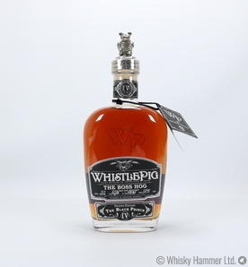 Whistlepig - 14 Year Old (The Boss Hog) Black Prince IV Thumbnail