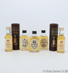 Highland Miniature Set - 5 Bottles