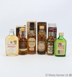 Miniature Collection - 6 Bottles