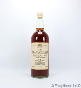 Macallan - 12 Year Old (3 Litre)