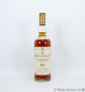 Macallan - 18 Year Old (1969)