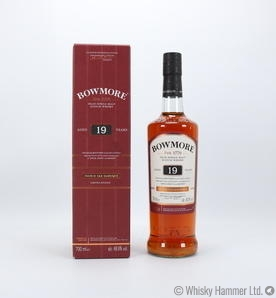 Bowmore - 19 Year Old (French Oak Barrique)