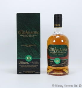 Glenallachie - 10 Year Old (Cask Strength Batch 1) Thumbnail