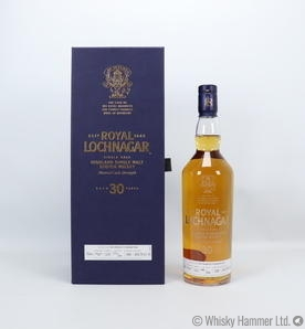 Royal Lochnagar - 30 Year Old (Cask of HRH Prince Charles) Thumbnail