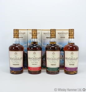 Macallan - Decades Collection