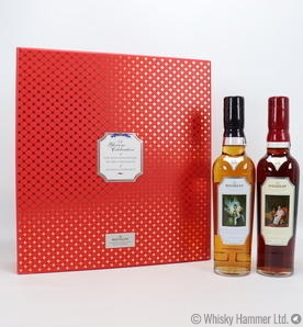 Macallan - Queen's Coronation (60th Anniversary) 2 x 35cl