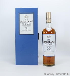 Macallan - 30 Year Old (Fine Oak)