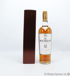 Macallan - 12 Year Old (Sherry Oak) Thumbnail
